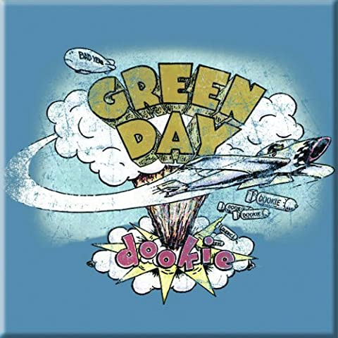 Green Day Demolicious - Magnet Metal Green Day [Import