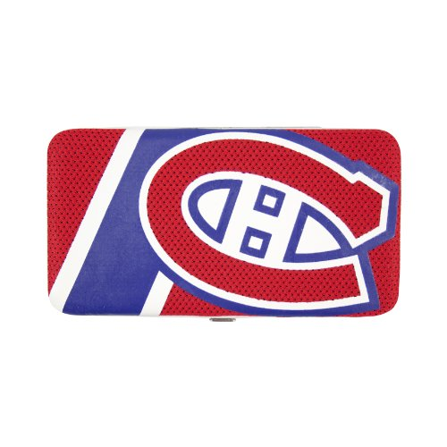 Littlearth NHL Shell Mesh Wallet, Montreal ()