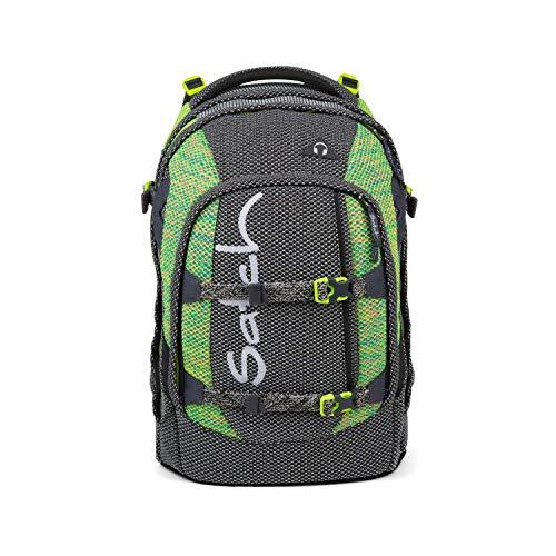 satch Pack ergonomischer Schulrucksack für Mädchen und Jungen - Stripe Hype