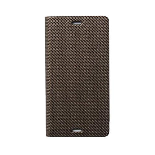 "Zenus Schutzhülle ""Metallic Diary"" in bronze für Sony Xperia Tablet Z3 Compact"