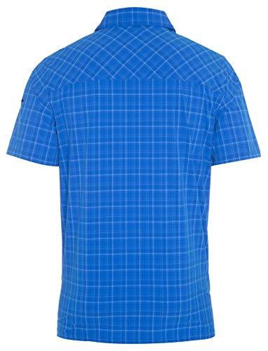 VAUDE Herren Hemd Men's Seiland Shirt Hydro Blue