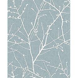 Graham & Brown Carta da parati in tessuto non tessuto collezione INNOCENCE, Blu, 33 - 270.