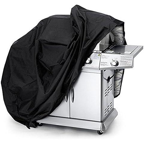 Extra Grande de Tela de poliéster para barbacoa de gas Grill Protector de pantalla para uso en interiores y exteriores impermeable dustaproof