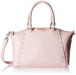 Caprese Women's Satchel (Powder Pink)