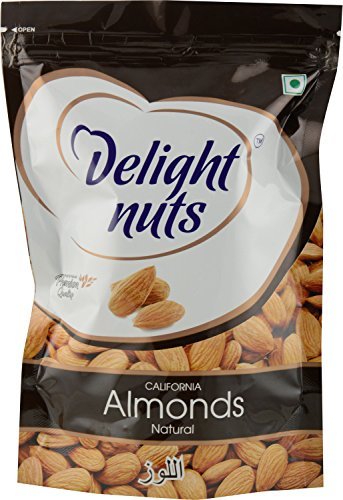 Delight Almond Natural, 200g