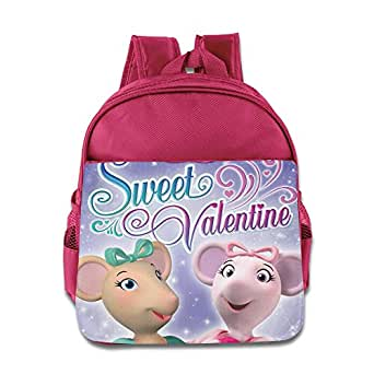 Angelina Ballerina Ballerina Princess Kids School Backpack