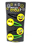 Gifts Online Smiley Hair Clips For Girls...