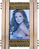 Rvold Hand Crafted Wooden Photo Frame (P...