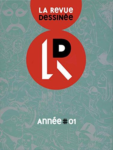 La Revue Dessinée - Coffret année 01 (Nº01 a 04)