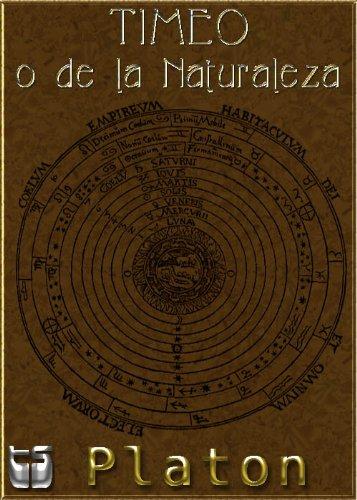 Timeo o de la Naturaleza (Spanish Edition)