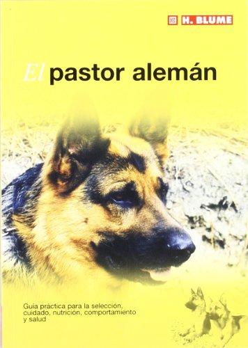 El pastor alemán (Mascotas)