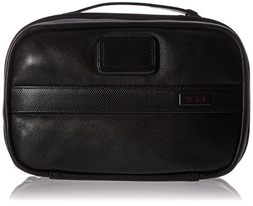 Tumi Durchläufer (NOS) Bolsa de aseo, 22 cm, Negro (Black)