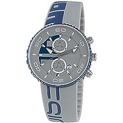 Jet Aluminium Crono relojes hombre MD4187AL-91