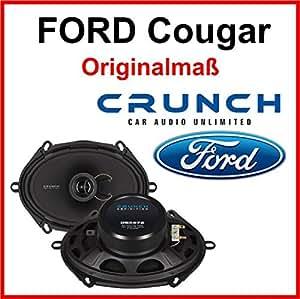 Haut-parleur pour ford cougar vordertüren ou à l'arrière