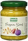 Byodo Bio Feigen Senf, 4er Pack (4 x 125 ml)