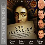 New Jerusalem: The Interrogation of Baruch de Spinoza at Talmud Torah Congregation: Amsterdam, July 27, 1656