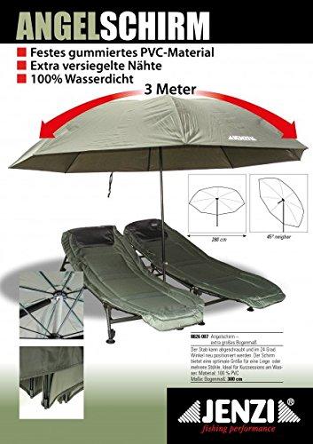 Schirm PVC 3m, Bezeichnung: groß PVC