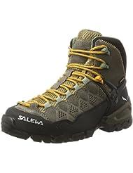 Salewa WS Alp Trainer Mid GTX, Chaussures de Randonnée Hautes Homme