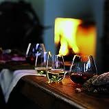 RIEDEL Rotweinglas-Set, 2-teilig, Für Rotweine wie Pinot Noir und Nebbiolo, 690 ml, Kristallglas, O Wine Tumbler, 0414/07 - 7