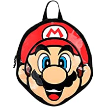 Super Mario Nintendo Mochila Escolar Especial Gamers