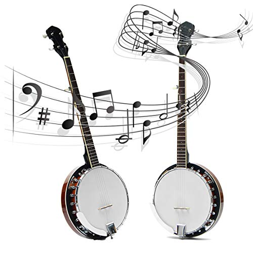 BUBBLEUkulele 5-string Banjo Guitar Mahogany Traditional Ukulele Concert Bass Guitar Music Stringed Instrument