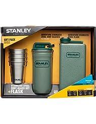 Stanley Geschenkset Adventure Steel Spirits - Flachmann-Pintchen-Set