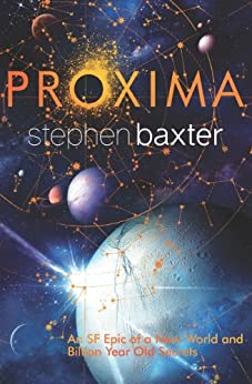 Proxima by [Baxter, Stephen]
