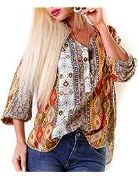 Suchergebnis auf Amazon.de für  Fischerhemd - Blusen   Tuniken ... 7619eb1b28