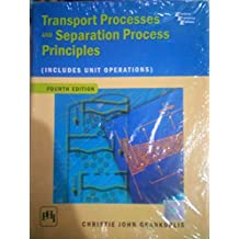 transport processes and unit operations 3rd ed