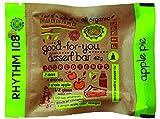 Rhythm108 Apple Pie: Gluten-free   No Added Sugar   Healthy Snack/Dessert Bar   (18 bars x 42g)