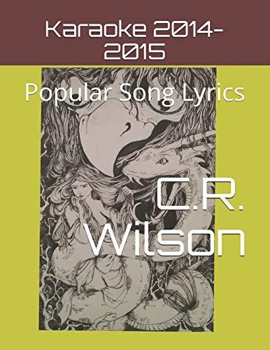 Karaoke 2014-2015: Popular Song Lyrics