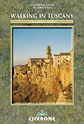 Walking in Tuscany (Cicerone Guides) by Gillian Price (2010-01-01)