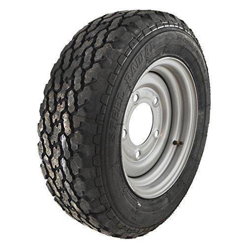 AB Tools 185/70 R13 pneus remorque Jante 5 Stud 6-1/2\