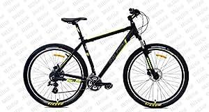 Raleigh TERRAIN 10 27.5 Bicycle, 18.5 IN (Black Green,Grey Blue)