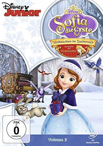 Sofia die Erste, Volume 3 - Weihnachten im Zauberreich