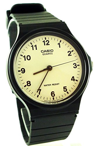 CASIO-Analogue-Watch-Black-MQ-24-7BLL