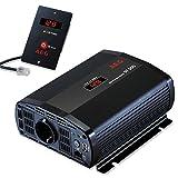 AEG 97115 Spannungswandler ST 500 Watt, 12 Volt auf 230 Volt, mit LCD-Display,...