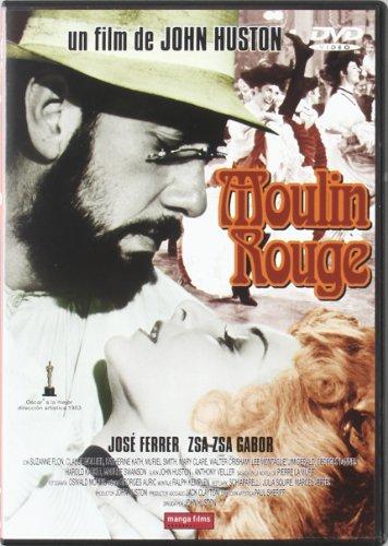 Moulin Rouge (Clasica) (Dvd Import) (2001) Jose Ferrer; Suzanne Flon; Claude N