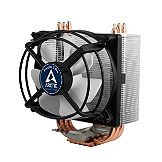 ARCTIC Freezer 7 Pro Rev. 2 – Compact Multi-Compatible Tower CPU Cooler | 92 mm PWM Fan | For AMD AM4 and Intel 115x CPU | Recommended up to 115 W TDP