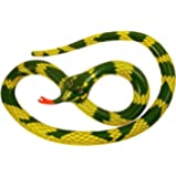 Curly Snake Blow-up Inflatable Animals for Party Decoration Prop or Pool Accessory