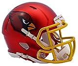 NFL Arizona Cardinals Alternate Blaze Speed Mini Helm
