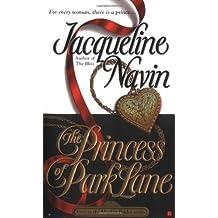 The Princess of Park Lane (Berkley Sensation) by Jacqueline Navin (2003-12-02)