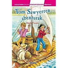 Tom Sawywerren Abenturak (Susaetaren eskutik irakurri - 3.maila)