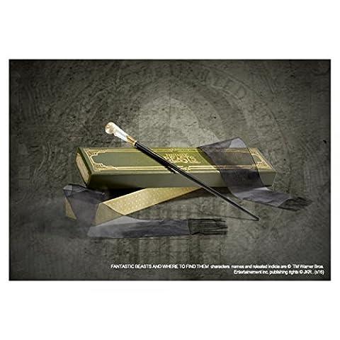 Noble Collection - Replique Harry Potter Les Animaux Fantastiques - Queenie Goldstein 40cm - 0849241003605