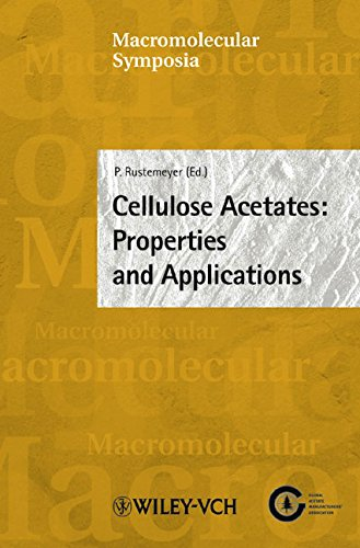 Cellulose Acetates: Properties and Applications (Macromolecular Symposia 142) -