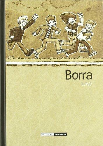 Borra (Novela gráfica)