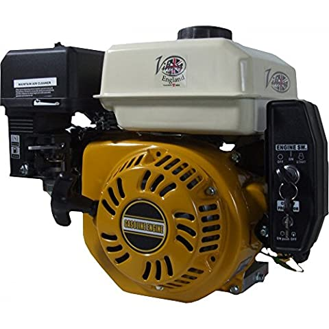Villiers 13hp Petrol Engine Electric