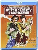 Los primeros golpes de Butch Cassidy y Sundance BD [Blu-ray]