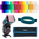 Rogue ROGUEGELS-U Pack de filtres colorés pour Flash
