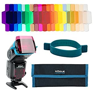Rogue Gels Universal Lighting Filter Kit